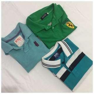 Kids Polo Shirt Bundle
