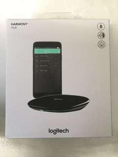 USED Harmony Logitech Hub