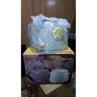 🚚 Kolin 歌林 陶瓷燉鍋 KNJA-LN3001