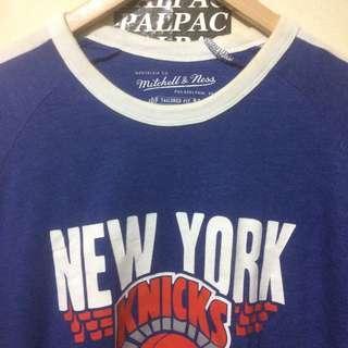 Ts NewYork Knicks Sz M Mitchel & Ness Nostalgia.co
