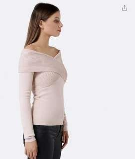 Forever New Wanda Cross Front Top - XS