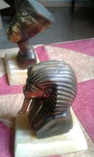 Egypt Sphinx And King Pharoah