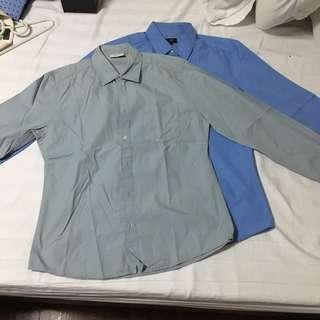 G2000 and Esprit Set of 2 Polo shirts
