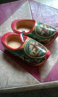 Dutch Shoes souvenirs