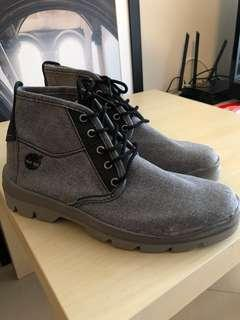 Timberland casual boots grey colour