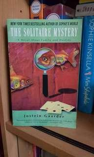 The Solitaire Mystery (Gaardner)