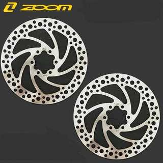 Zoom Rotors 160mm (Pair)