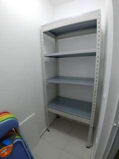 Full Metal 4 tier storage rack (various dimensions)