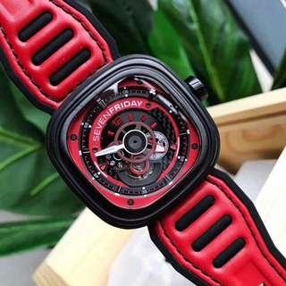New Original Sevenfriday P3B/06 Racing Red Team (pre-order)