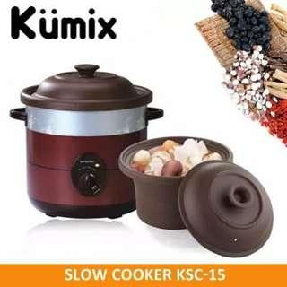 Kumix 1.5 L Slow Cooker (KSC-15)