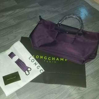 New Authentic Longchamp Bag