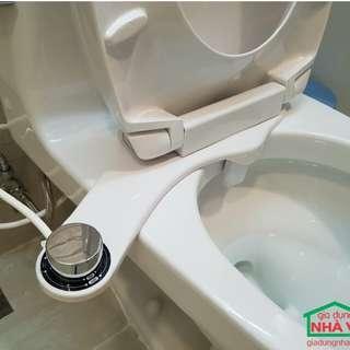 Japan Dual Spray Non Electric Bidet Toilet Seat Cleaner Washer Feminine Wash Bottom Butt HDB BTO Condo