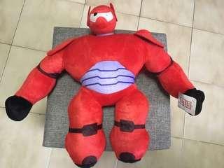 BNWT Disney Big Hero 6 Plushie, Soft Toy, 46cm tall