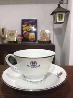 c7abd9c8315 kopitiam coffee cups and saucers | Vintage Collectibles | Carousell ...