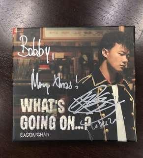陳奕迅CD《Eason Chan WHAT'S GOING ON...?》