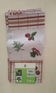 Kitchen Hand Towel (3pc)
