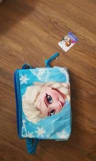 Authentic Frozen Lunch bag with Insulator