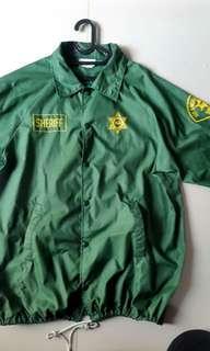 Windbreaker jacket DEPUTY SHERIF U.S