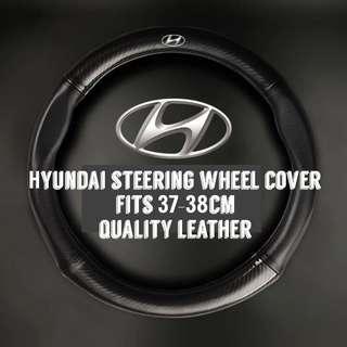 BN HYUNDAI Cf Steering Wheel Cover