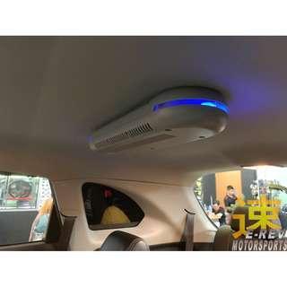 Chevrolet Captiva Rear Aircon Blower