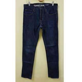 W32 Old Navy Skinny Jeans. (Original)