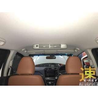 Honda Shuttle Hybrid Rear Aircon Blower