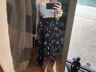 COUNTRY ROAD WRAP SKIRT