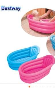 Bestway inflatable baby bath tub