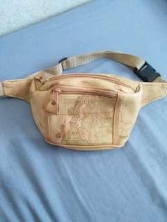 Map belt bag