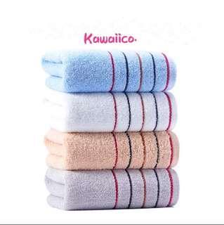🚚 👍 [ Clearance ] 4pc Cotton towel set
