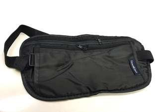 Hidden Slim Pouch for Travel Use