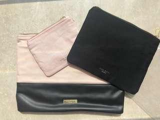 減:nina ricci pouch bag x 3