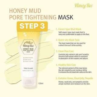 HONEY BEE PORE TIGHTENING MUD MUSK