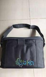 Coolerbag Asi BKA - Free 6 botol kaca