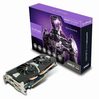 Graphic card gpu amd R9 280x