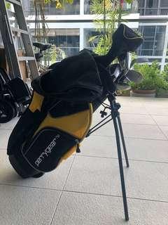 Kids Golf Set (SLAZENGER & PERRYGEAR)