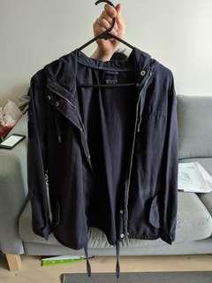 Topshop Hoodie Jacket - size 8 (loose fit)