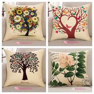 🚚 🌱 5 free 1 Cushion Covers Instock