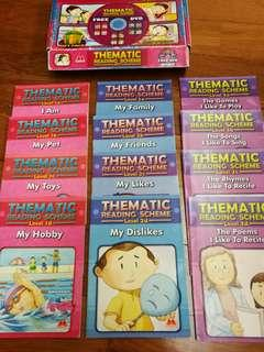Thematic Reading Scheme - 12 books in a set