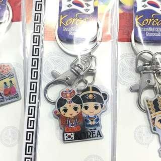 Gantungan kunci asli dari Korea | Beli 5 100k