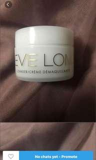 Authentic EVE LOM CLEANSER 20 ml