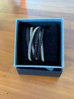 Bracelet with crystals from Swarovski