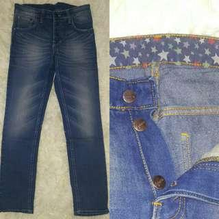 Celana jeans LYNNON limited edition