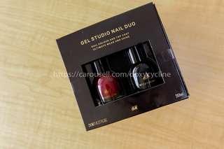H&M Gel Studio Nail Duo