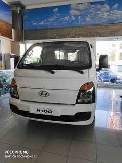 Hyundai H100 euro4