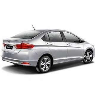 Honda City for Rent (Kereta Sewa CITY)