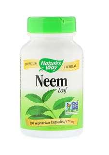 Nature's Way Neem Leaf