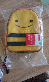 Skip Hop Insulated Lunch Bag 🐝 bee