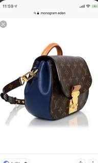 Louis vuitton monogram eden