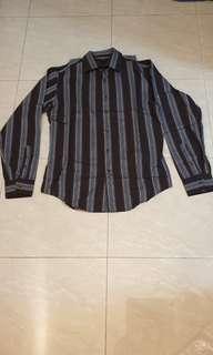 BN Authentic Zara Men Long Sleeve Shirt